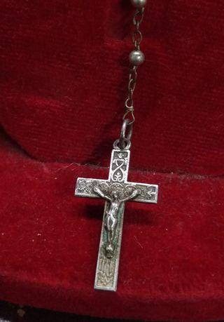 pequeño rosario antiguo