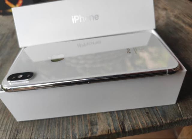 IPHONE XS MAX BLANCO 256 GB!!!