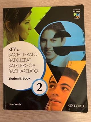 STUDENT'S BOOK INGLÉS