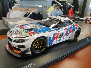 BMW Z4 GT3 Michel Vaillant 1/18