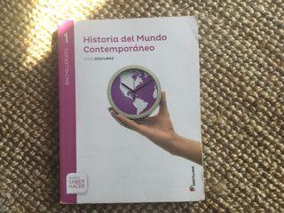 Historia del Mundo Contemporaneo 1 Bachillerato
