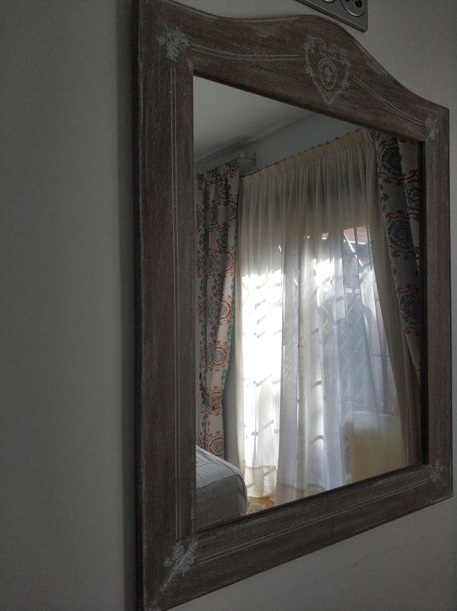 Conjunto espejo, banco y perchero Maison du monde