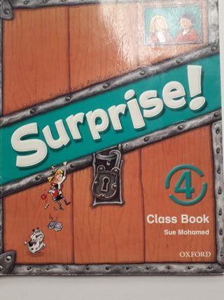 libro ingles 4° primaria