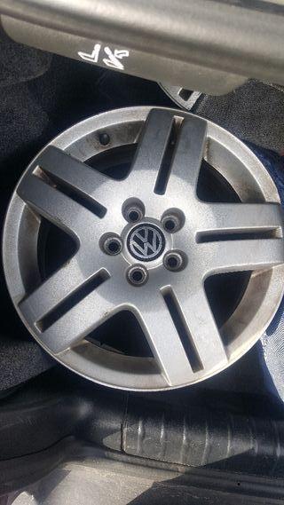 llantas aluminio 15x6 pulgadas