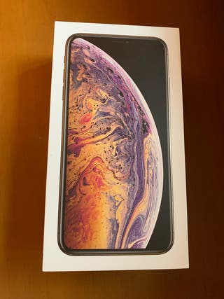 iPhone XS mas oro