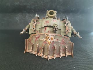 "Warhammer 40k Death Guards ""Plagueburst Crawler"""