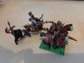 set warhammer caos