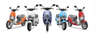 moto electrica ecooter e1 (125cc)