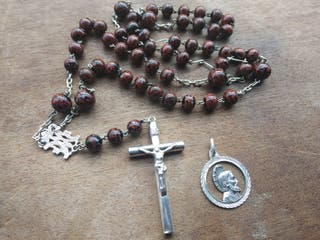 rosario plata y medalla plata