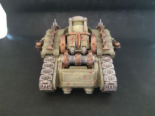 "Warhammer 40k Death Guard ""Plagueburst Crawler"""