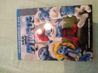 LOS PITUFOS EDICIÓN ESPECIAL 2 DVD