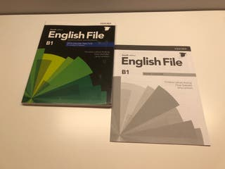 English File. Student's Book and Workbook.