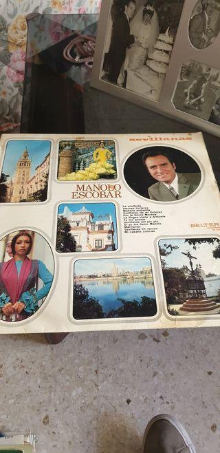 Discos de Vinilo los 60-80