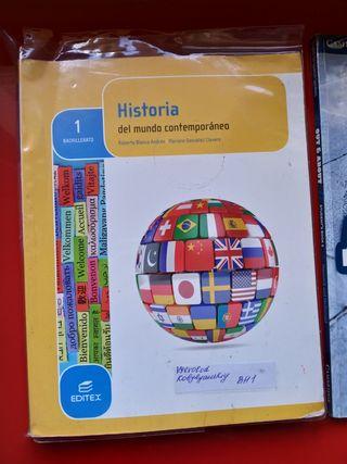 libros historia 1bachiller