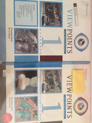 Student's book y workbook 1bachillerato