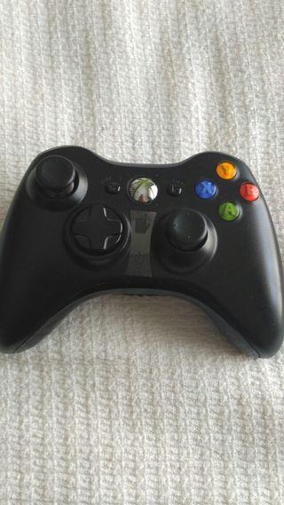 Mando Xbox 360 inalámbrico como nuevo