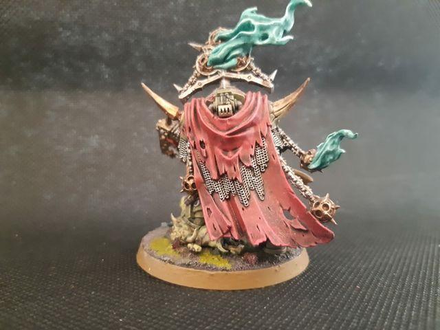 "Warhammer 40 Death Guard ""Lord of Contagion"""