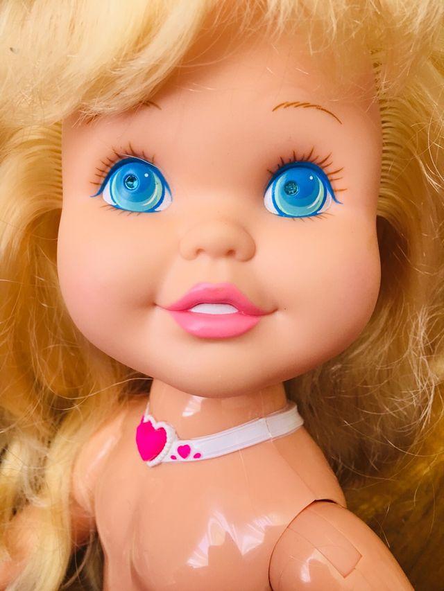 Muñeca helen famosa nancy