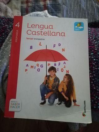 Libro de texto 4 de primaria
