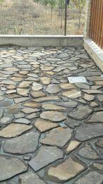 trabajo, piedras, muros suelos etc