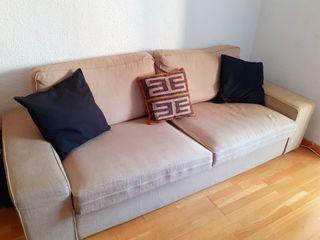 sofá kivic 3 plazas ikea
