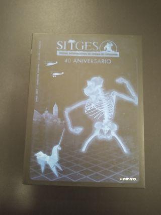 DVD terror Sitges 40 aniversario