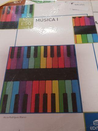 libro música 1 eso