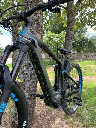 Protector bici electrica o normal
