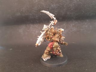 "Warhammer 40k Death Guard ""Thyphus"""