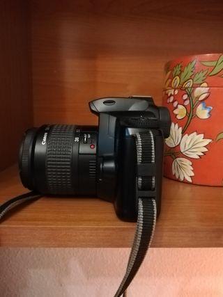 Cámara SLR Canon Eos 3000