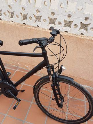 bicicleta semi nueva Shimano Acera.