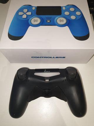 Mando Scuff PS4 de xcontrollers