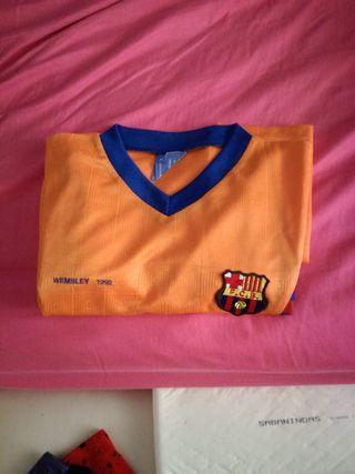 Camiseta oficial del Barcelona