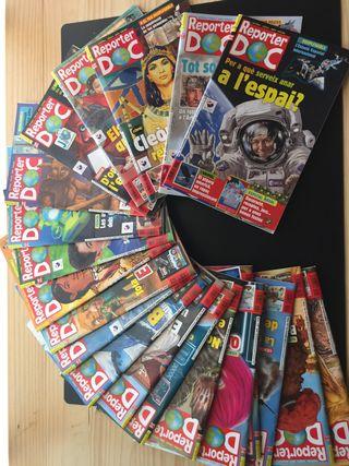 20 revistas Reporter Doc
