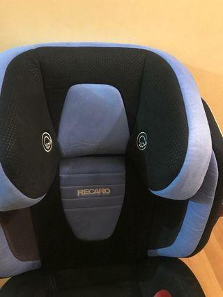 silla seguridad coche con sistema Isofix