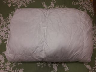 Edredón nórdico plumas cama 90