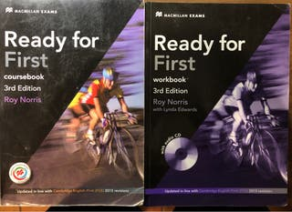 Libro Inglés Ready for First