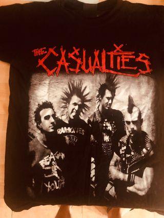 Camiseta Casualities