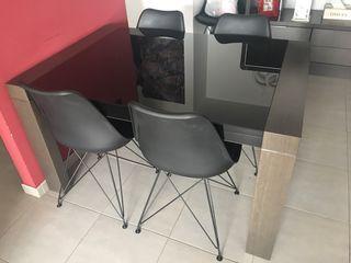 Mesa comedor hasta 10 personas