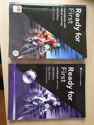 Libros inglés B2 Ready for first