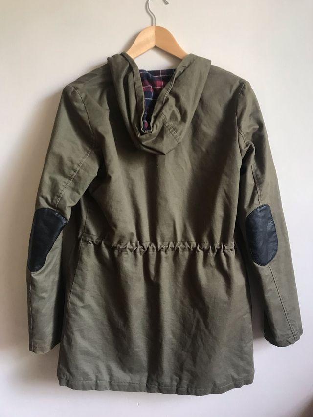 abrigo parca