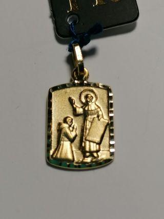 Medalla San Francisco