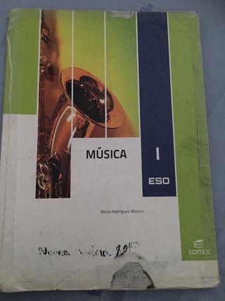 Libro de música 2 eso