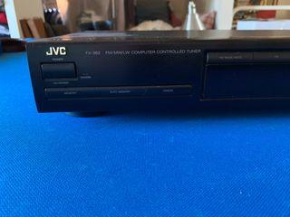 Receptor FM HIFI JVC mod FX 362