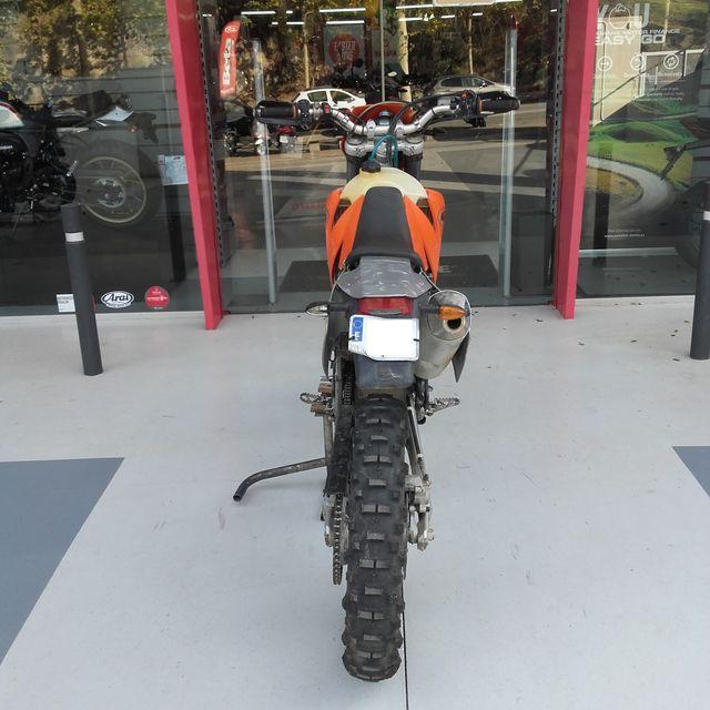 KTM 520 EXC ´01