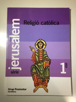 Libro religió catòlica 1ESO