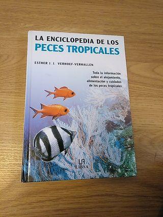la enciclopedia de los peces tropicales