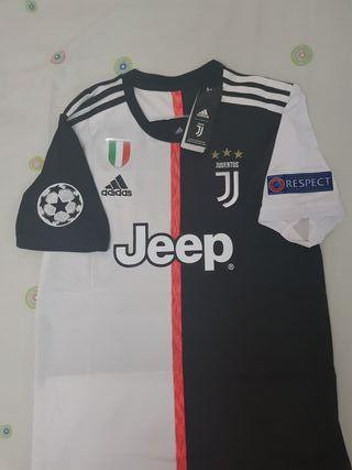 Camiseta Cristiano Ronaldo Juventus