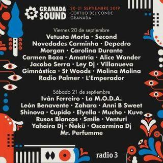 granada sound 2 DÍAS