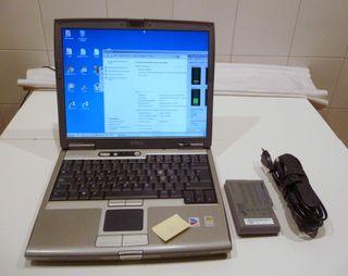 Portatil Dell D610 2G RAM Windows 7
